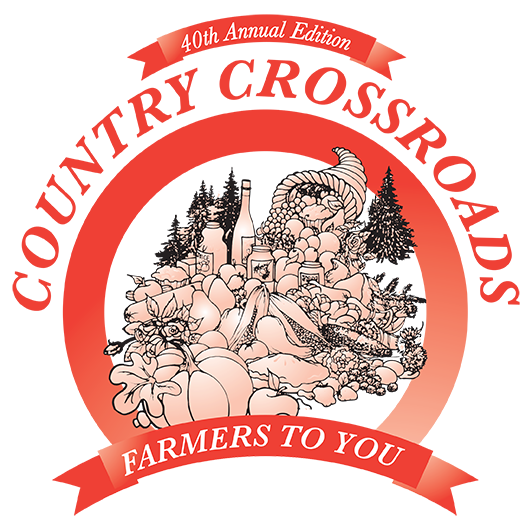 Country Crossroads Map